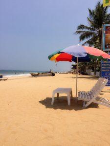 Mt Lavinia Beach Sri Lanka